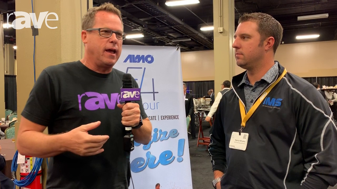E4 AV Tour: Gary Kayye Talks to Patrick Whipkey of IMS Technology Services
