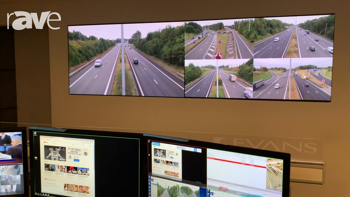 NYDSW 2018: Barco Overviews IP-Based Control Room Solution
