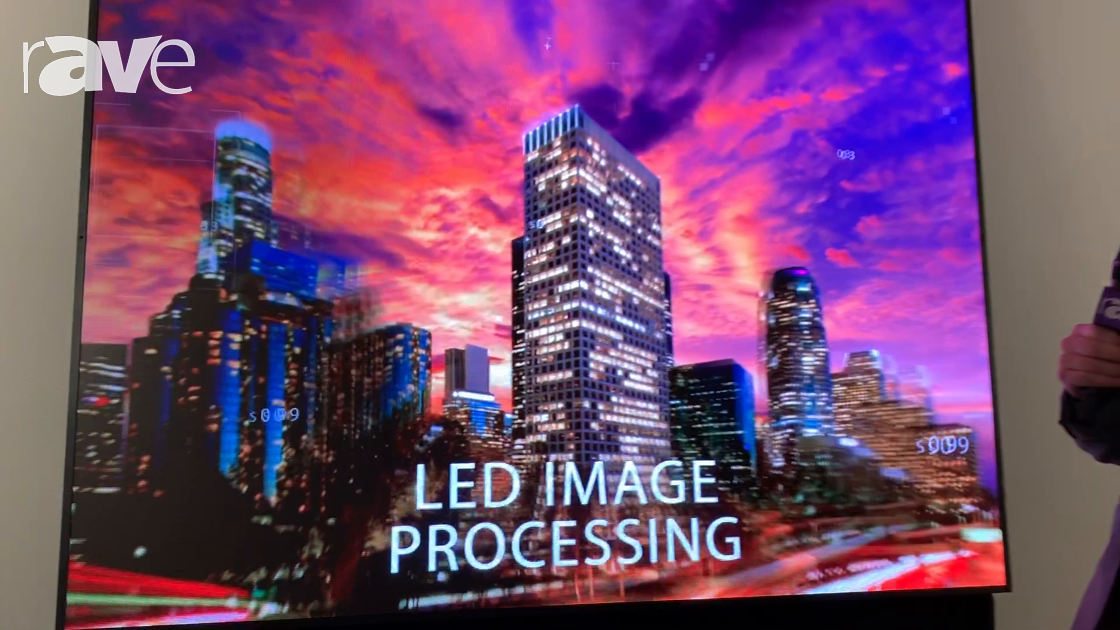 NYDSW 2018: Barco Talks About 2.5 X Series LED Solution
