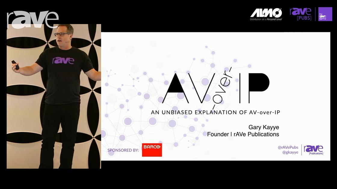 Almo E4 AV Tour: AV-over-IP Keynote Presented at E4 Nashville 2018