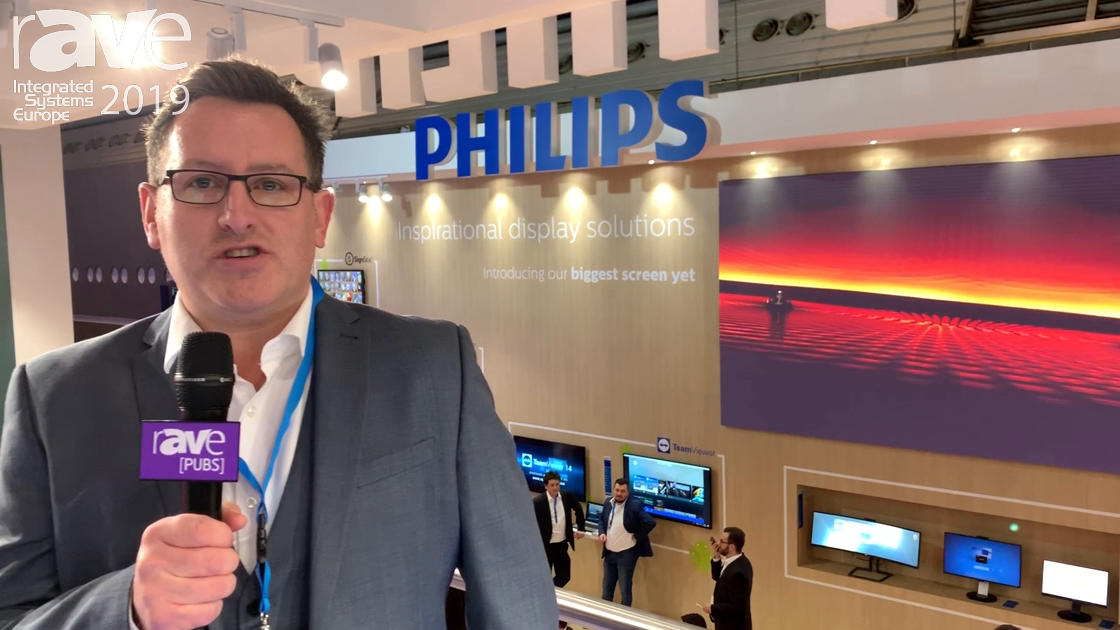 ISE 2019: Philips Talks About Its Line of Indoor LED Products