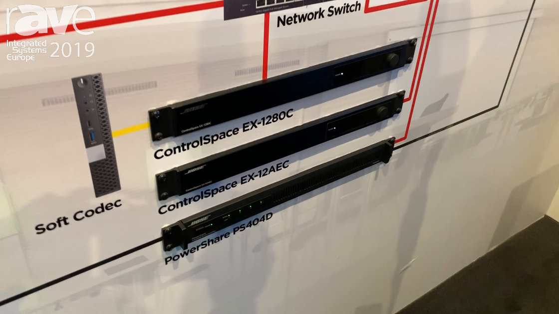 ISE 2019: Bose Professional Features the PowerShare PS404D Amplifier