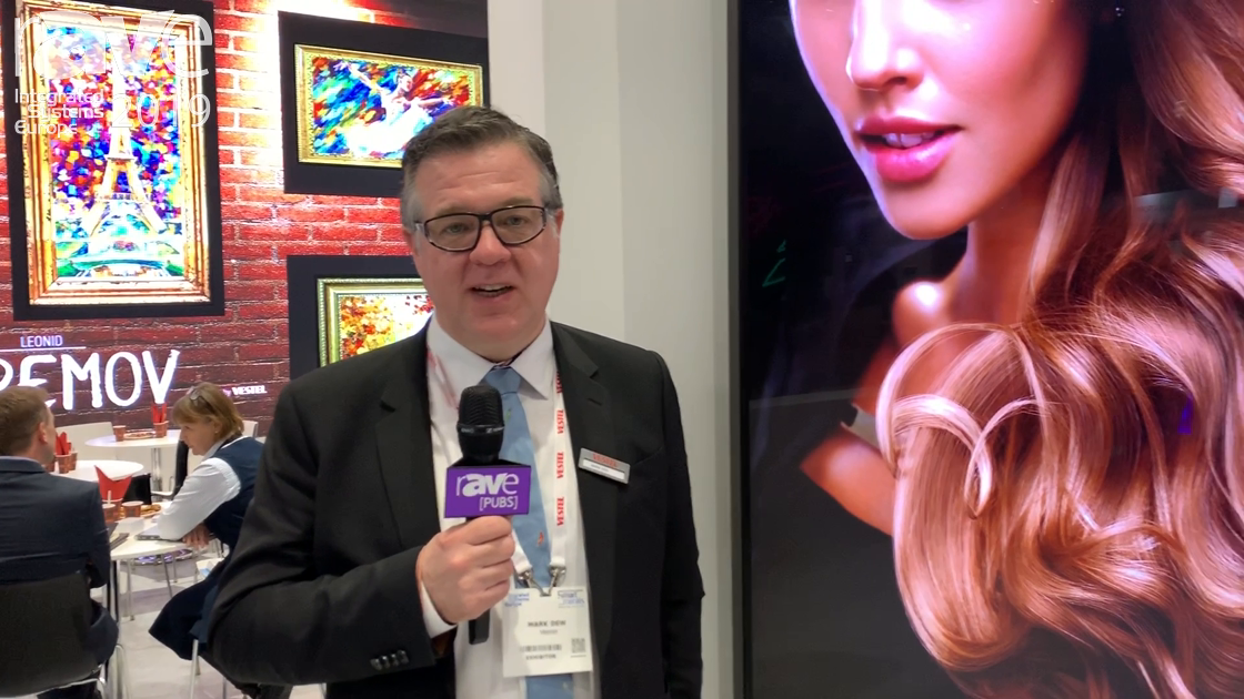 ISE 2019: Vestel Demonstrates Its New Range of 8K Screens
