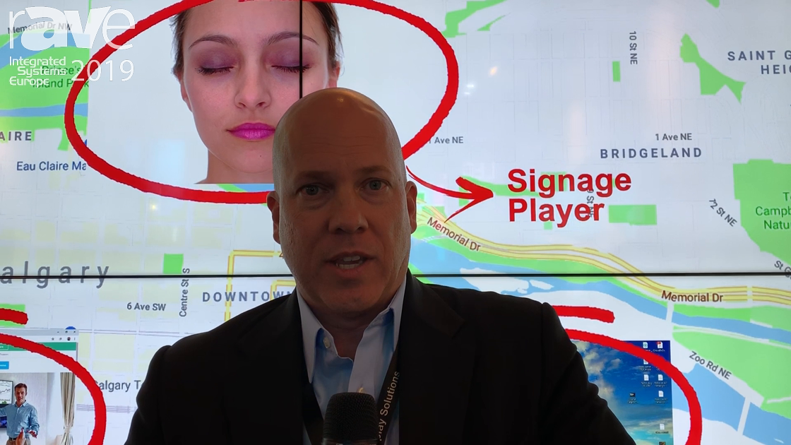 ISE 2019: Userful Presents Their Visual Networking Platform