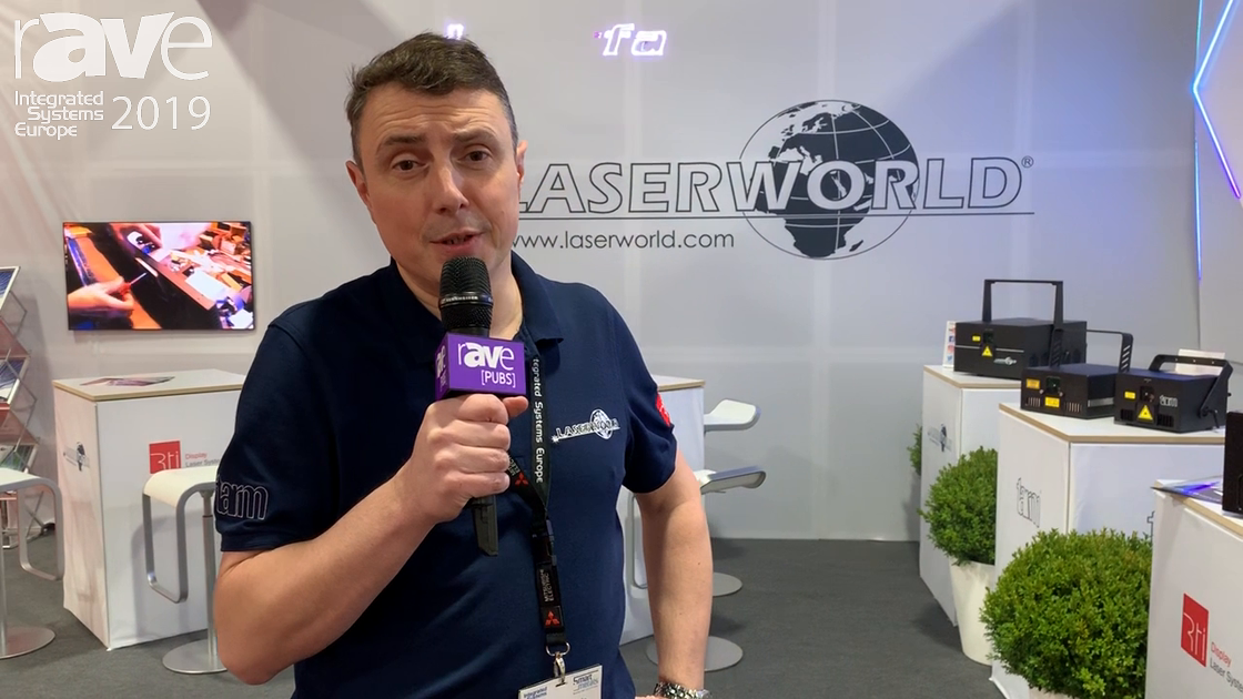 ISE 2019: Sollinger Talks About PHAENON Accurate Laser System on Laserworld Stand