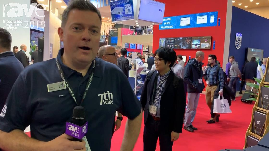 ISE 2019: 7thSense Talks About Pico Media Server