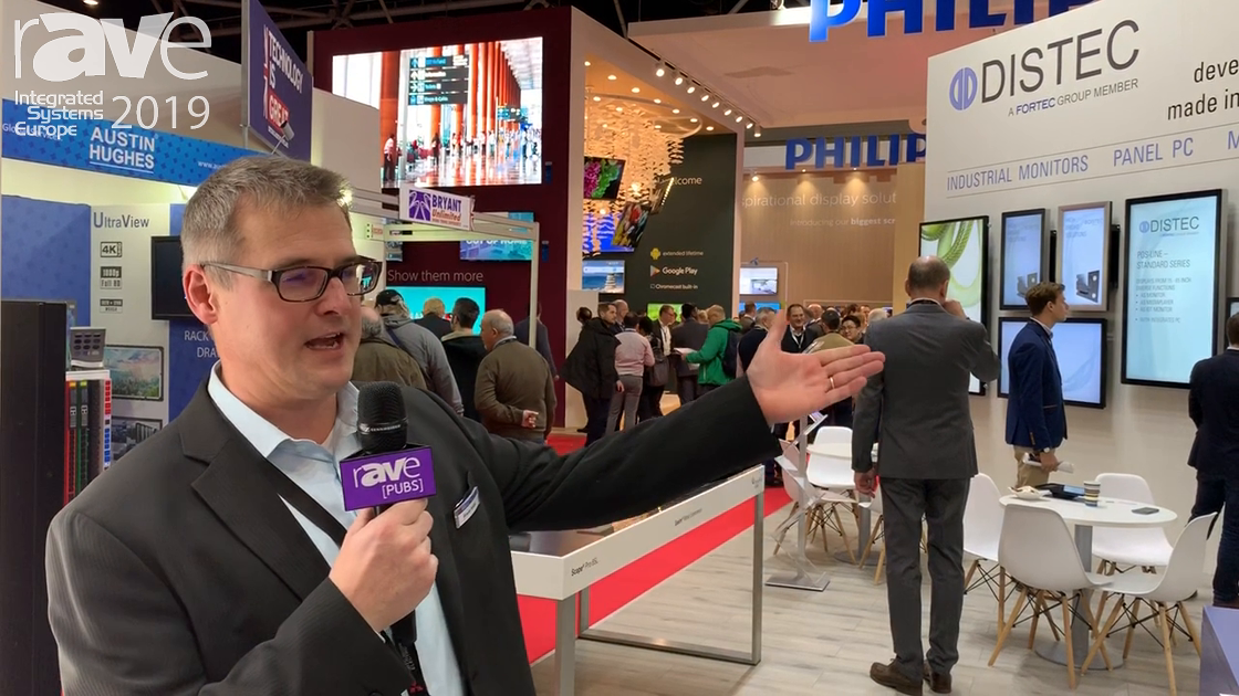 ISE 2019: Distec & 3M Talk About Full Portfolio of Customized Solutions