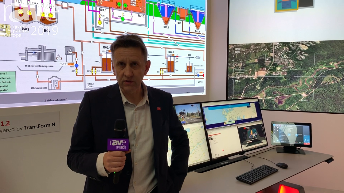 ISE 2019: Barco Features Its Video Wall Solutions