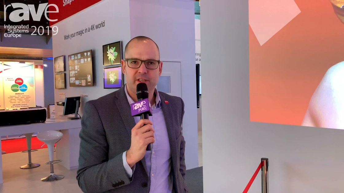 """ISE 2019: Barco Talks """"Your Project, Our Projection"""" With Its G60 and F80 12K Projectors"""