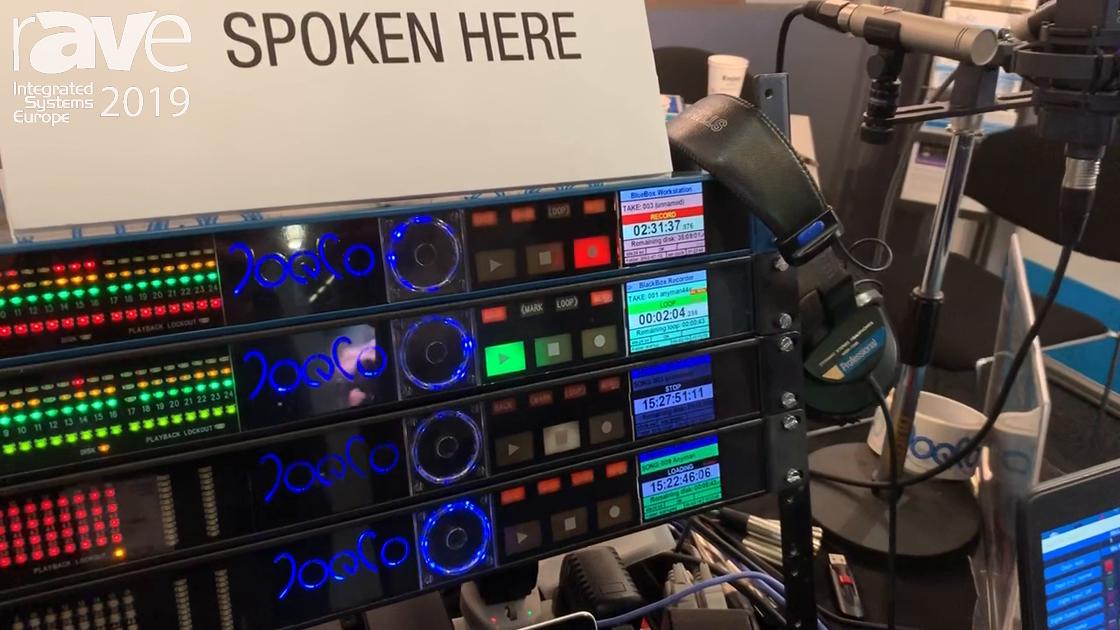 ISE 2019: JoeCo Talks About BlackBox Multi-Track Player