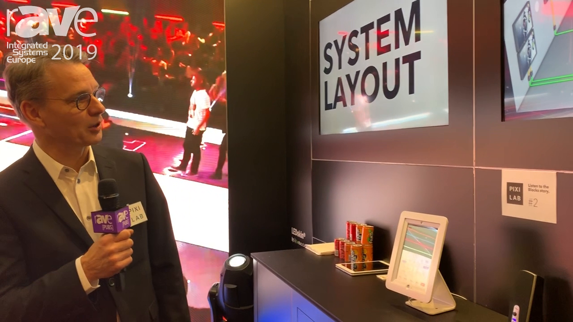 ISE 2019: Pixi Lab Announces Server Software for Control Systems