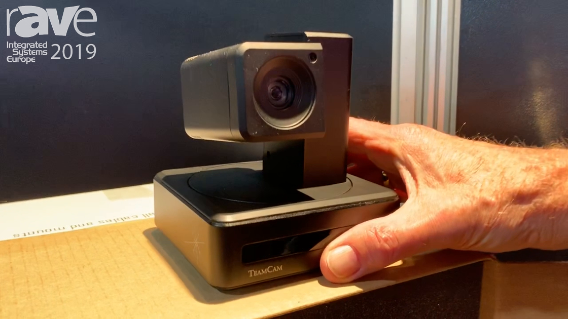ISE 2019: VDO360 Talks TeamCam and Clearwater X