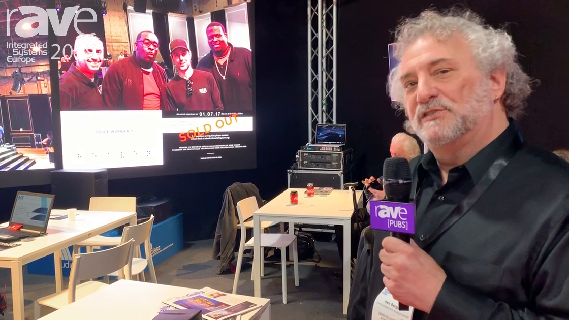 ISE 2019: Vue Audiotechnik Shows Off New E Class Series Product With Dante Support