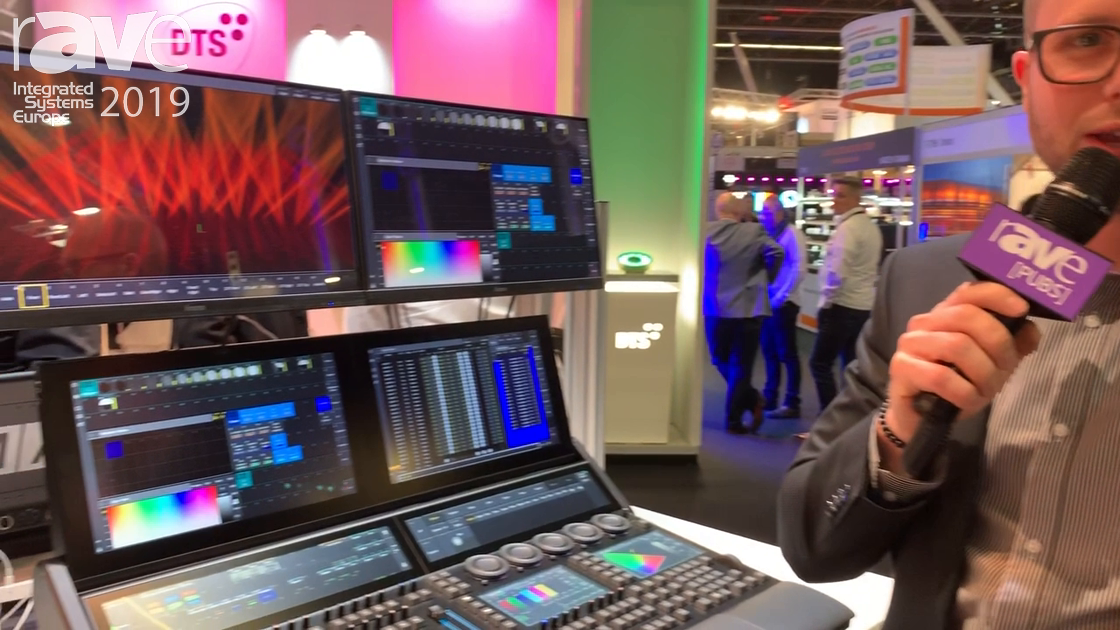 ISE 2019: MA Lighting Shows Off grandMA3 Lighting Console