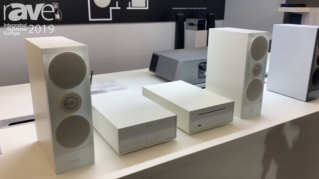 ISE 2019: Revox Talks About Joy All-In-One Network Integrated Music System