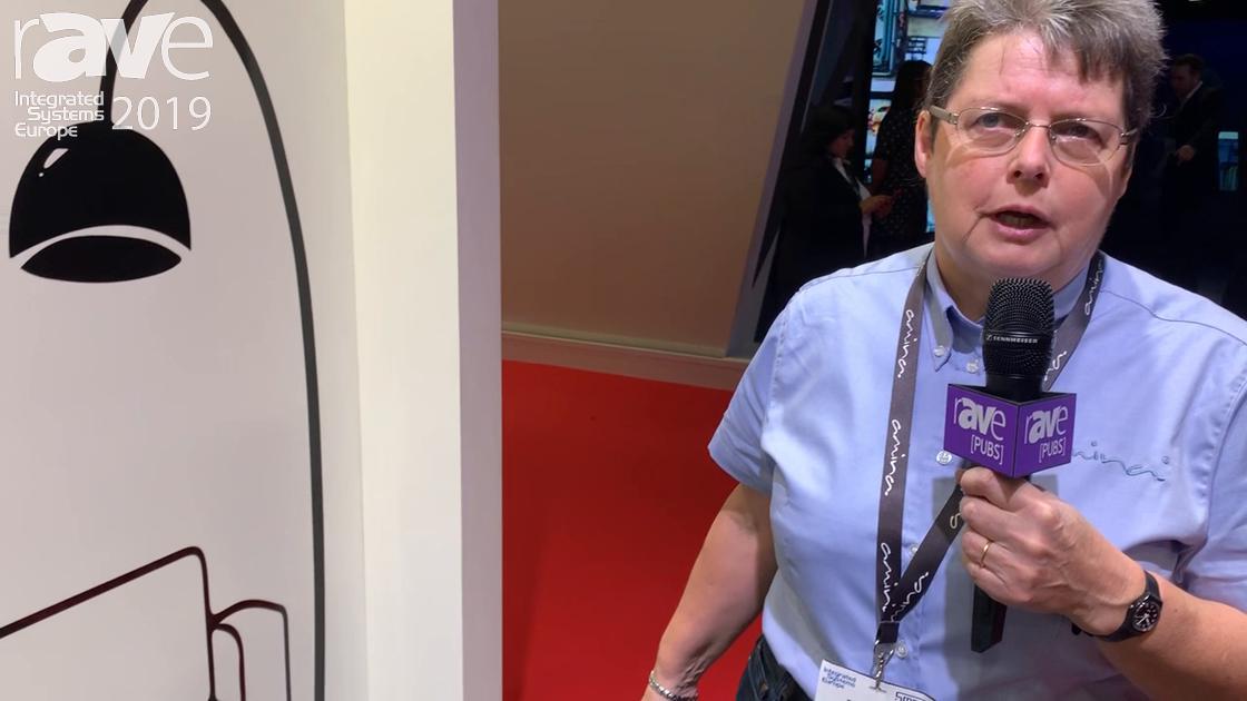 ISE 2019: Amina Technologies Showcases IQ3 Invisible Loudspeaker