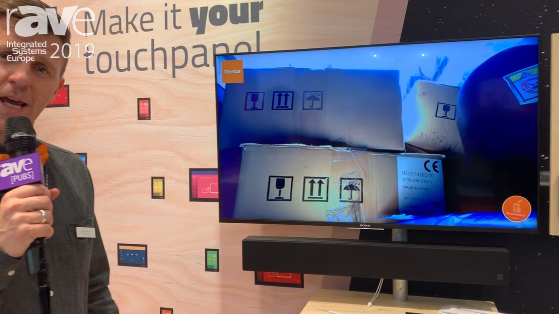 ISE 2019: Neets Wants to Connect Presenters and End Users