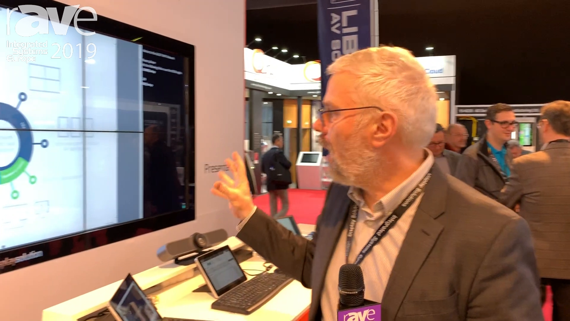 ISE 2019: VuWall Talks About Its Comprehensive Ecosystem of Products