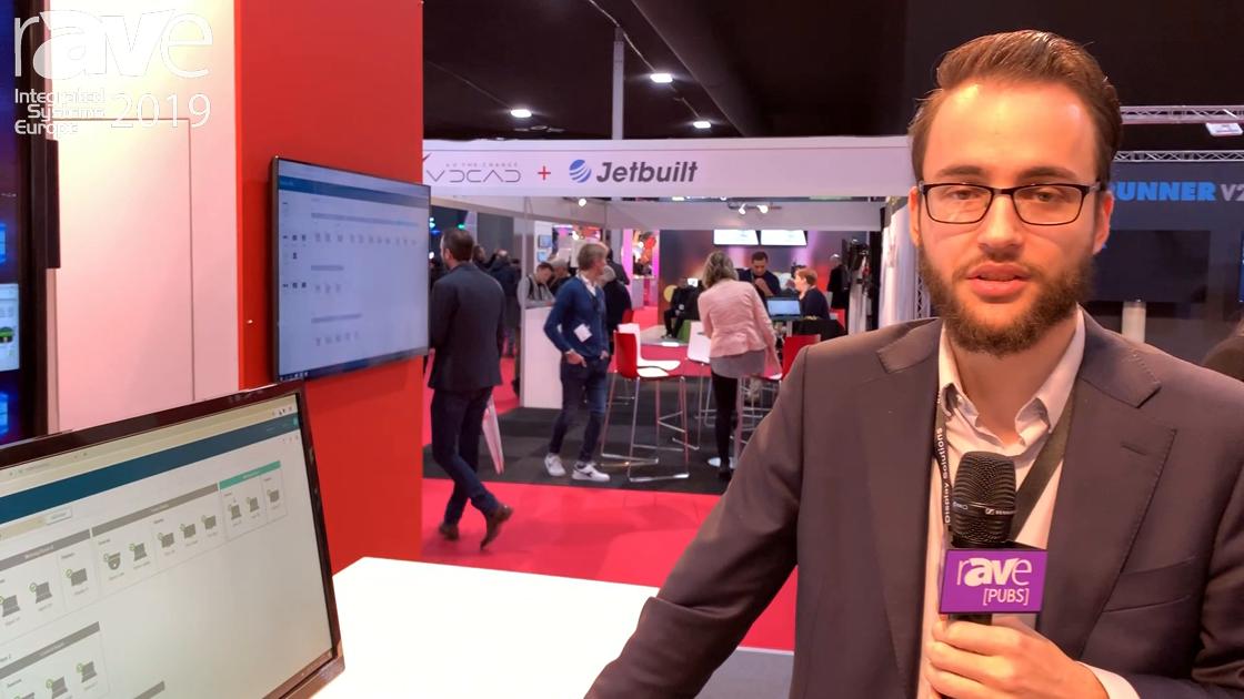 ISE 2019: VuWall Talks TRx AV Network Management Solution for Distribution Across Multiple Buildings