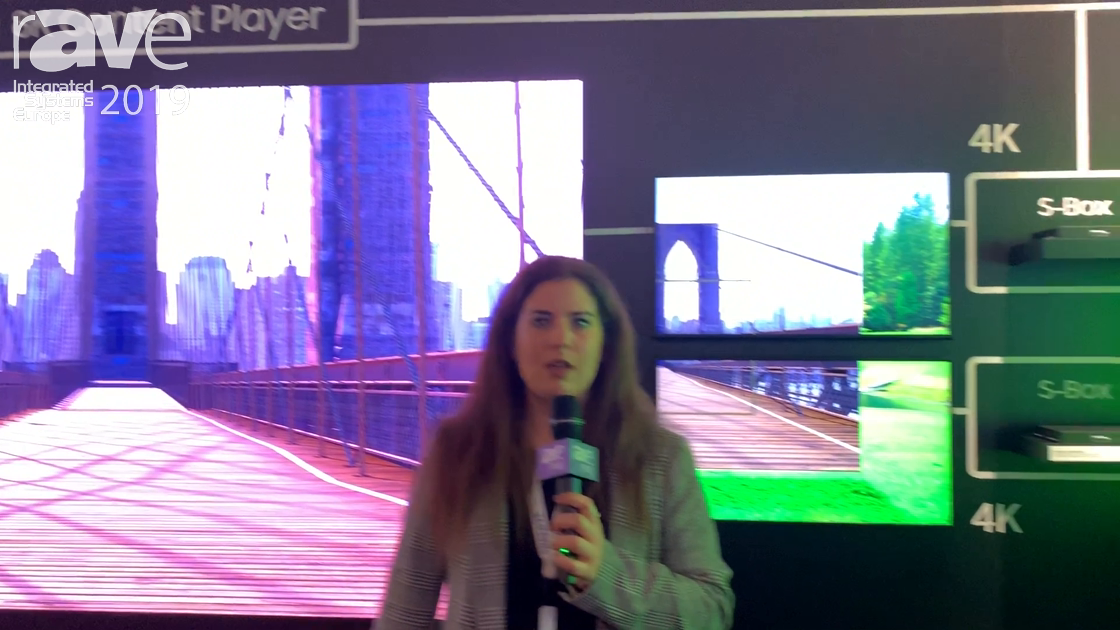 ISE 2019: SAMSUNG Talks About Its New Multi-Link HDR Technology