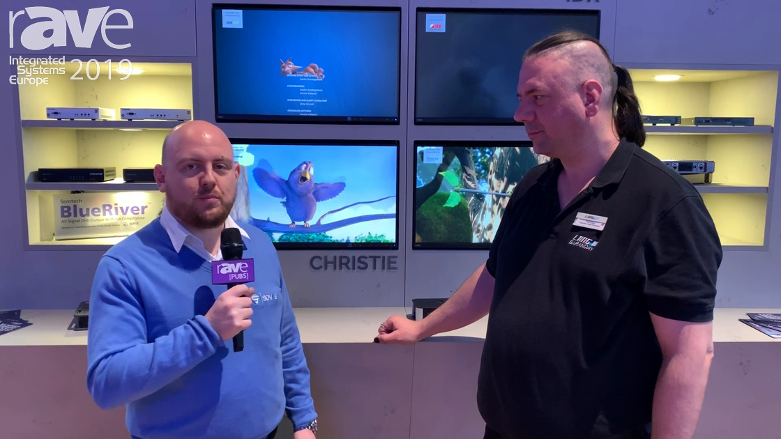 ISE 2019: SDVoE Alliance and LANG AG Talks About Their Partnership