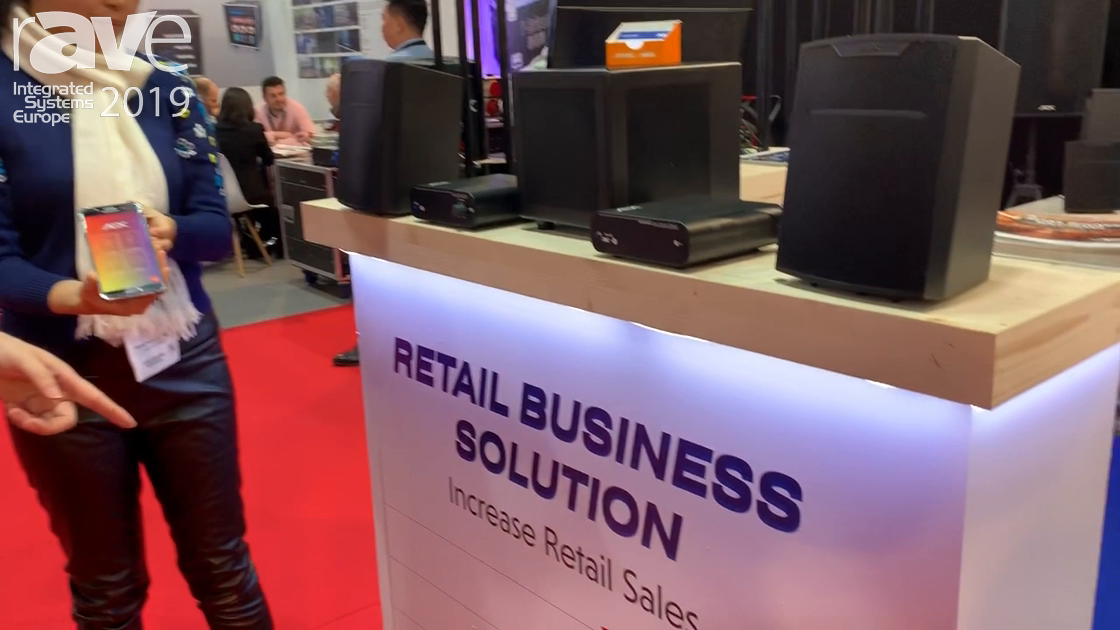 ISE 2019: AEX System Talks About Retail Business Solution to Increase Sales