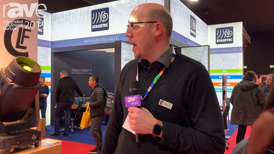 ISE 2019: CLF Lighting Presents Orion Moving Head