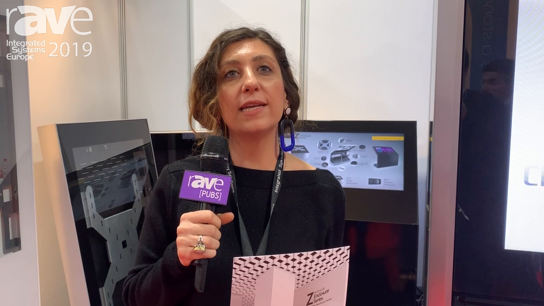 ISE 2019: Cletech FX Talks About Outdoor Totem for Digital Signage