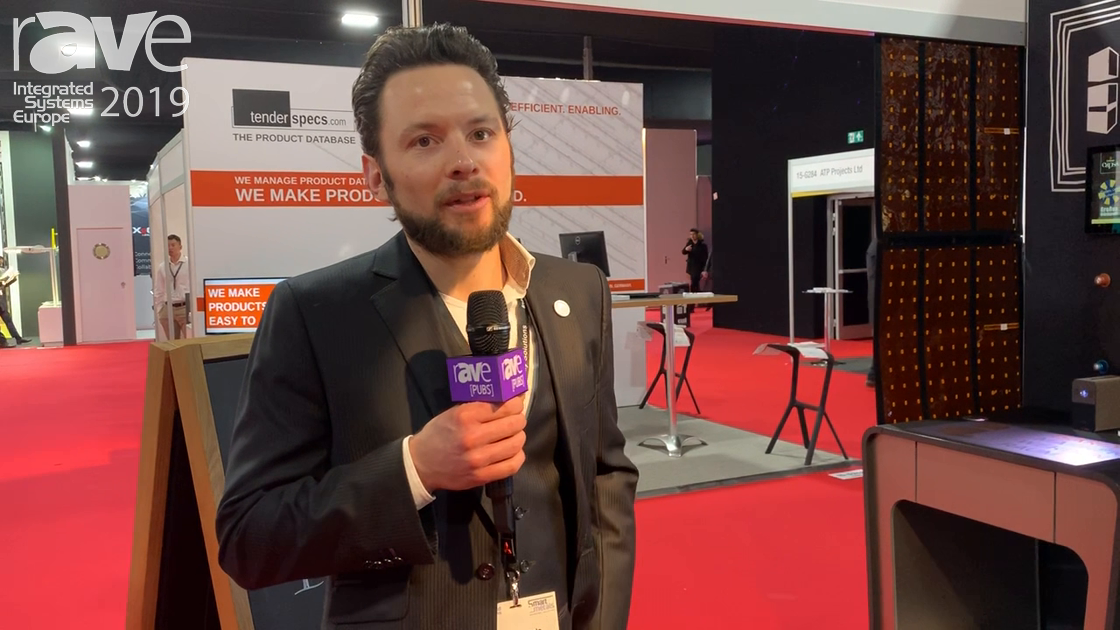 ISE 2019: Iltis & Wiesel Shows Reframe Display