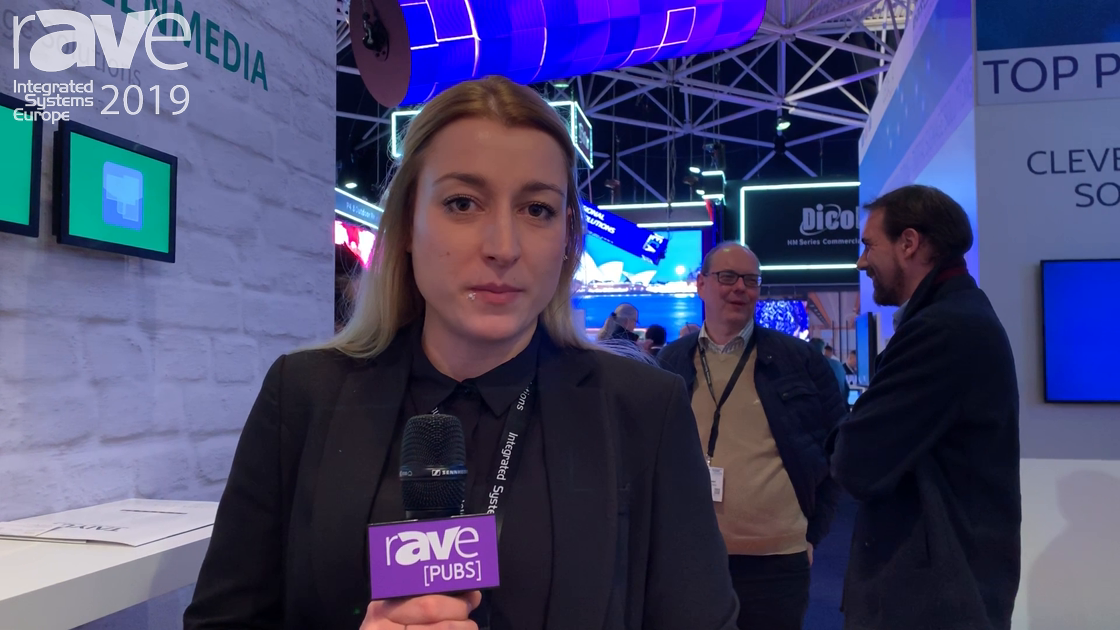 ISE 2019: MDT Demos Cloud-Based Software for Management of Digital Signage Content and Screens