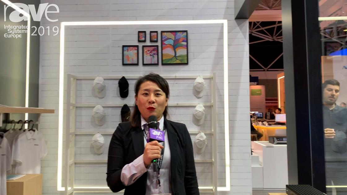ISE 2019: NovaStar Tech Exhibits Taurus Multimedia Player