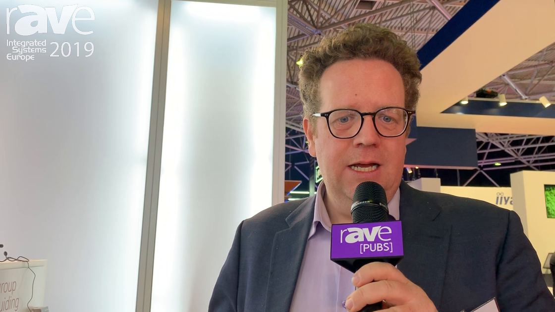 ISE 2019: Tonwelt Showcases Touch Table for Audio Guide Solutions