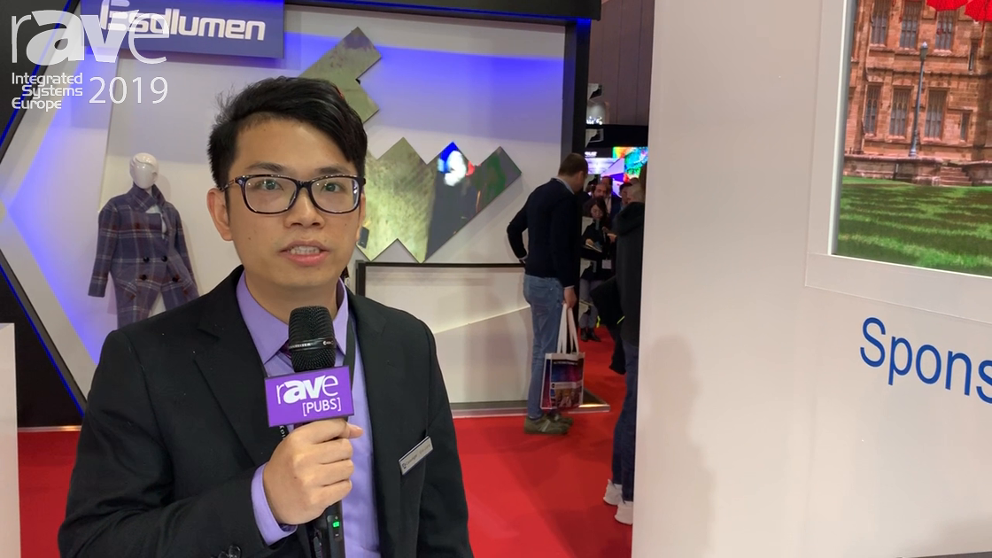 ISE 2019: Colorlight Exhibits eHDR for LED Display