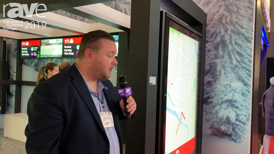 ISE 2019: DynaScan Debuts DO861DR4 86″ 4K Dual-Sided Outdoor LCD With 3500 Nits Brightness