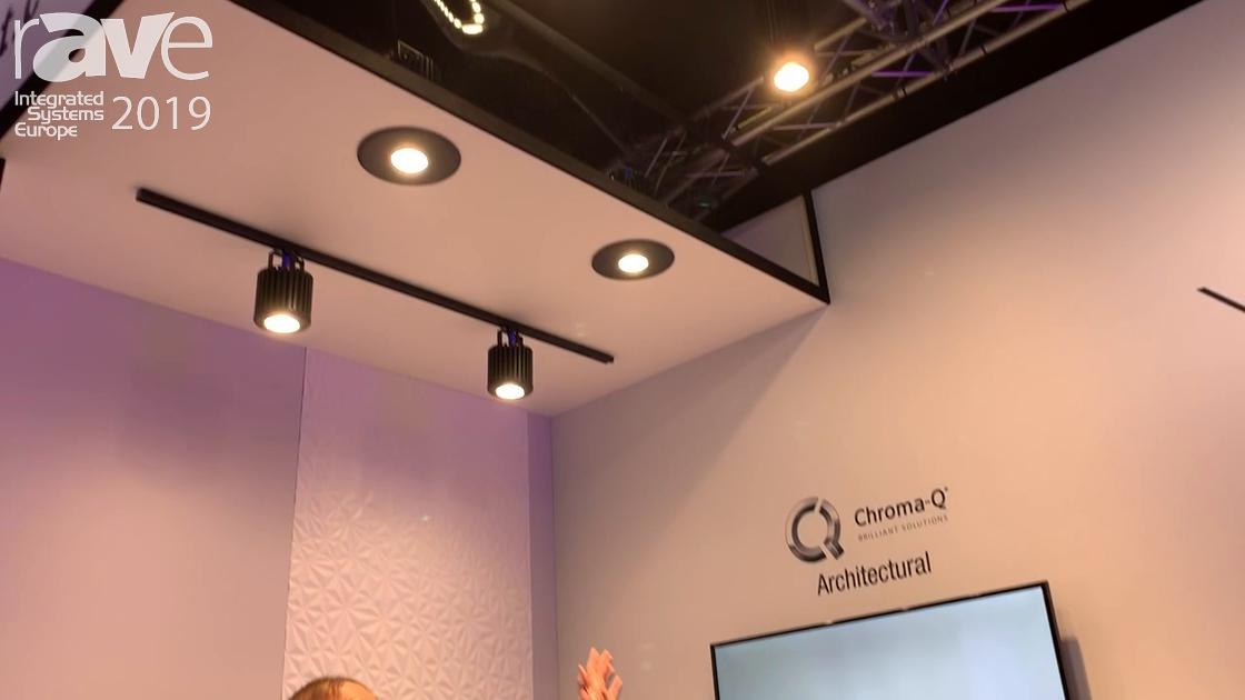 ISE 2019: A.C. Entertainment Technologies Shows Chroma-Q Inspire LED House Light
