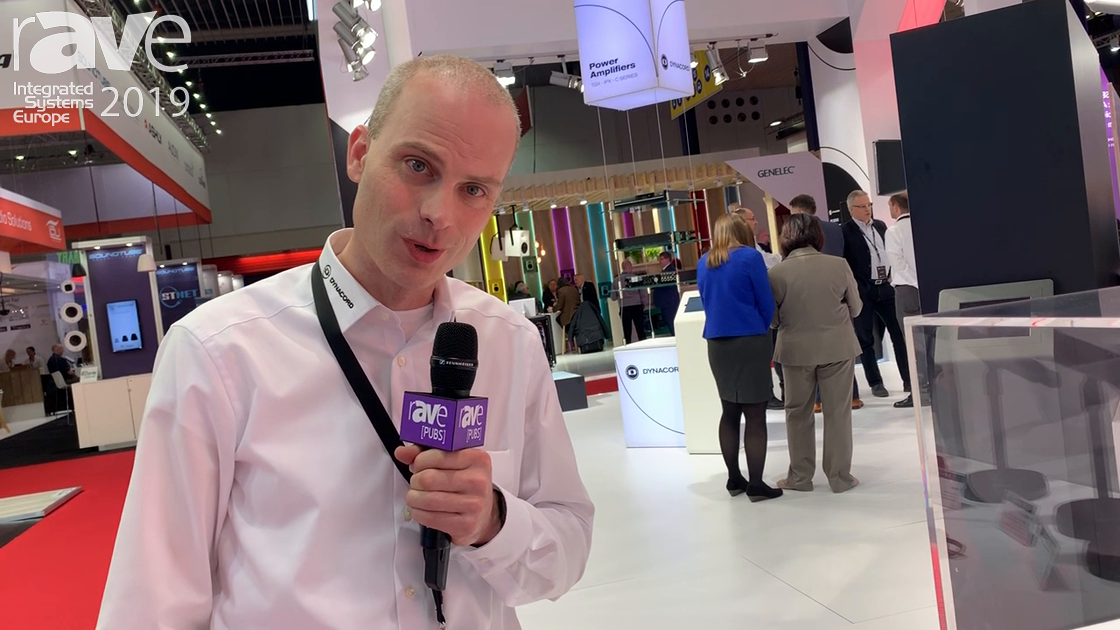 ISE 2019: Electro-Voice Introduces the UHF RE3 Wireless Microphone System