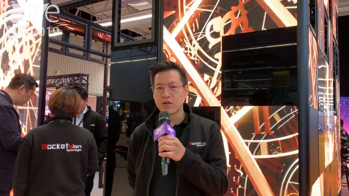 ISE 2019: Ledblox Explains HD Blox for Rental and Staging Events