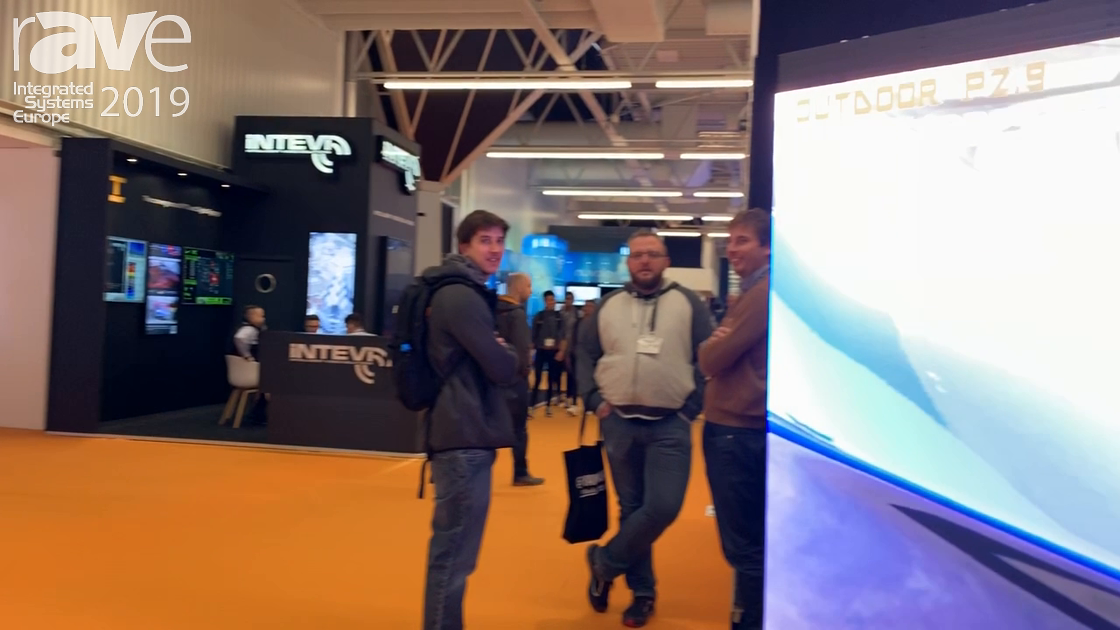 ISE 2019: Rocketsign Features Indoor/Outdoor 2.9mm LED Display for Rental or Fixed Install