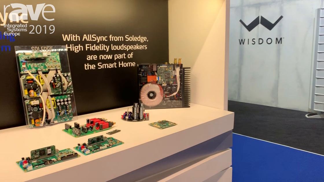 ISE 2019: SOLEDGE Showcases Its New PLC Module for Streaming Solutions