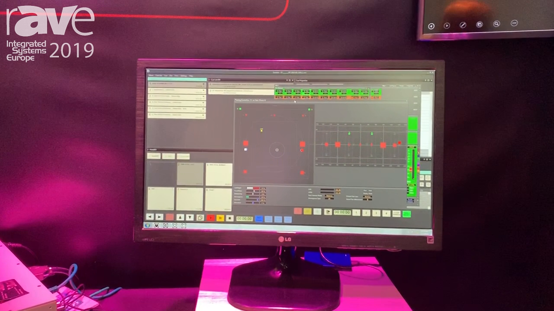 ISE 2019: Merging Technologies Showcases Ovation Media Server