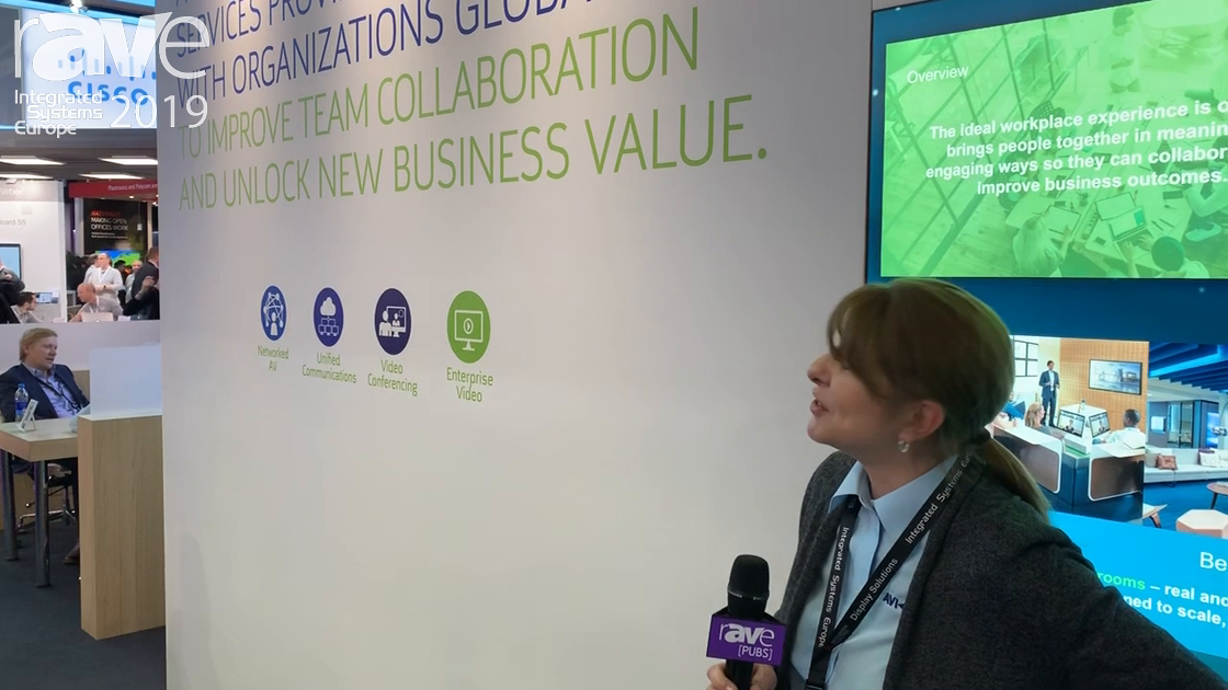 ISE 2019: AVI-SPL Overviews Digital Workplace Solutions to Increase Collaboration