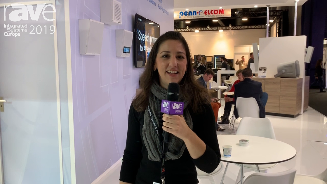 ISE 2019: AtlasIED Showcases Soundmasking Z Series for Background Music and Paging