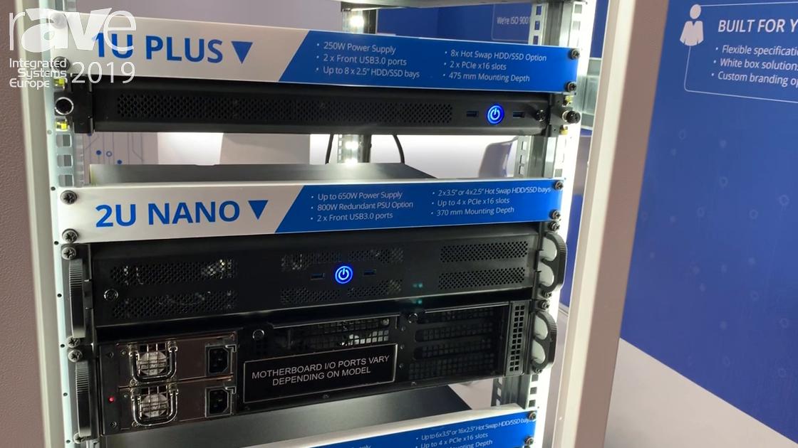 ISE 2019: G2 Digital Discusses 2U Nano Rackmount Computer