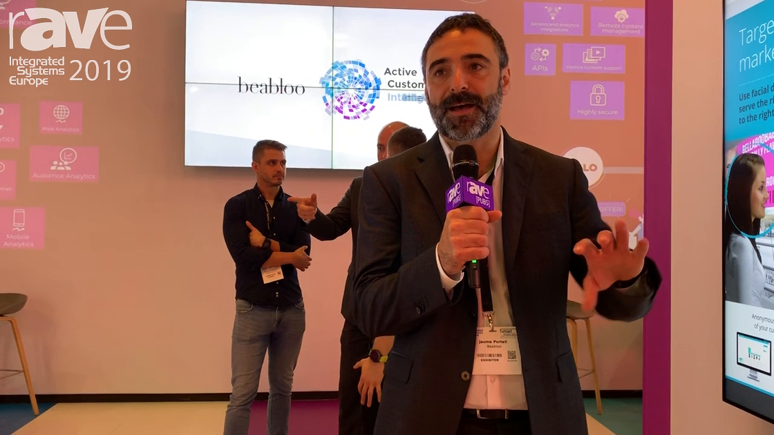 ISE 2019: Beabloo Shows Active Customer Intelligence Suite (Collect and Analyze) for Retailers