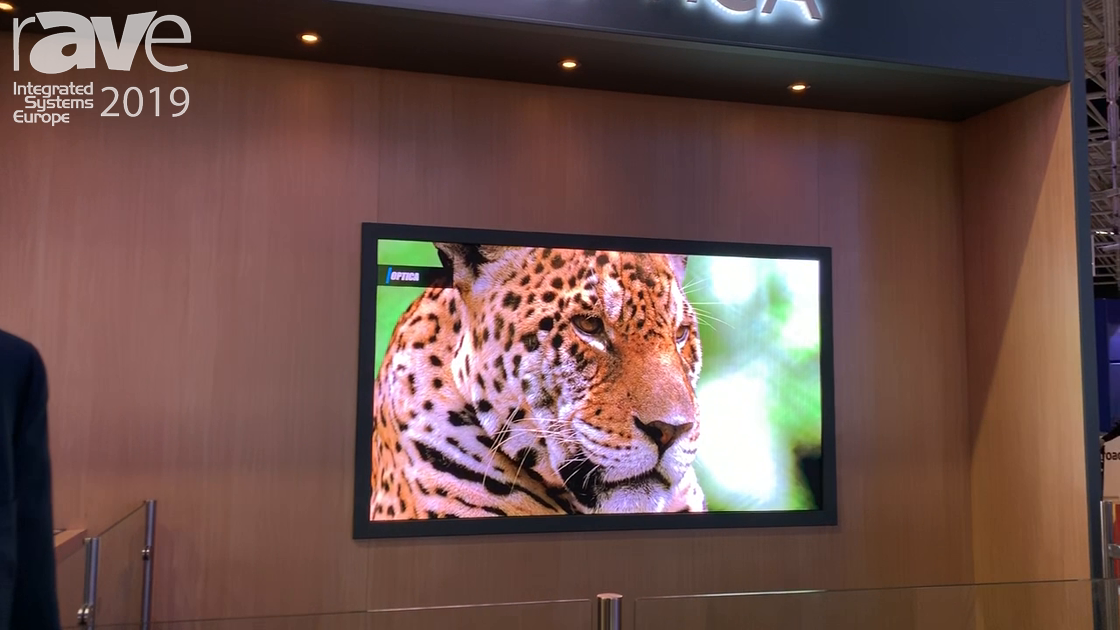 ISE 2019: Daktronics Unveils Its New Optica 0.9mm LED Display at 6,000 nits With HDR