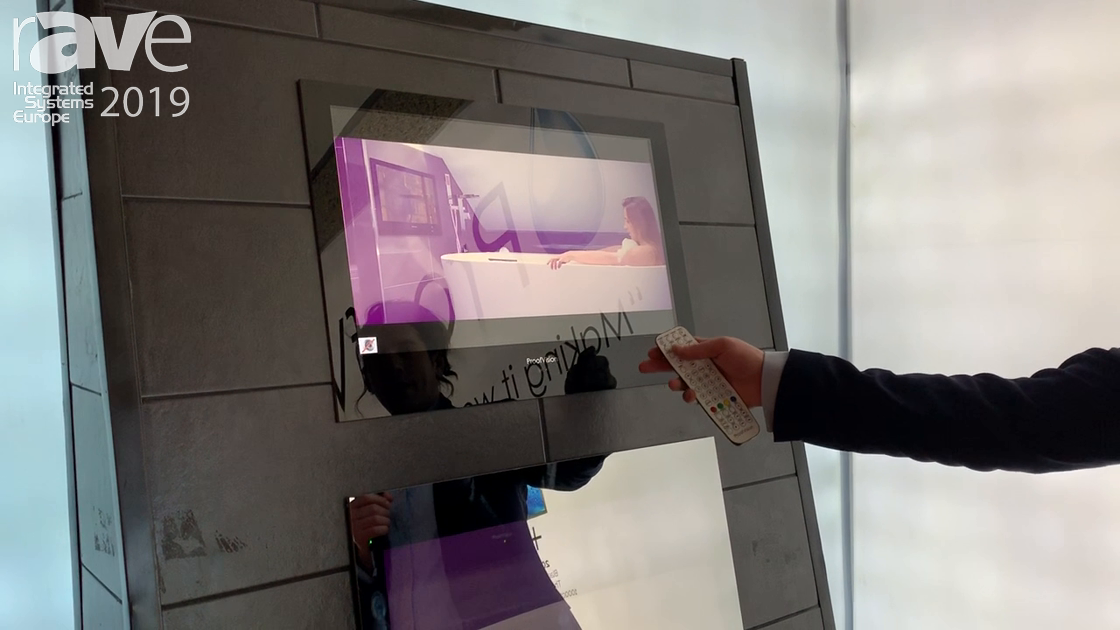 ISE 2019: ProofVision Presents Line of Bathroom TV Solutions