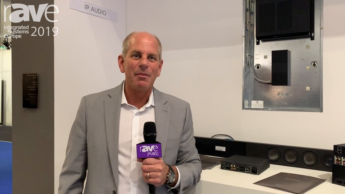 ISE 2019: Savant Gives an Overview of Its IP Audio Products