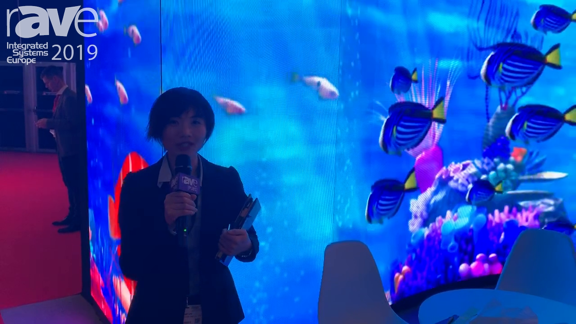 ISE 2019: Shenzhen Uniview Presents the Inno Series of LED Displays for Rental