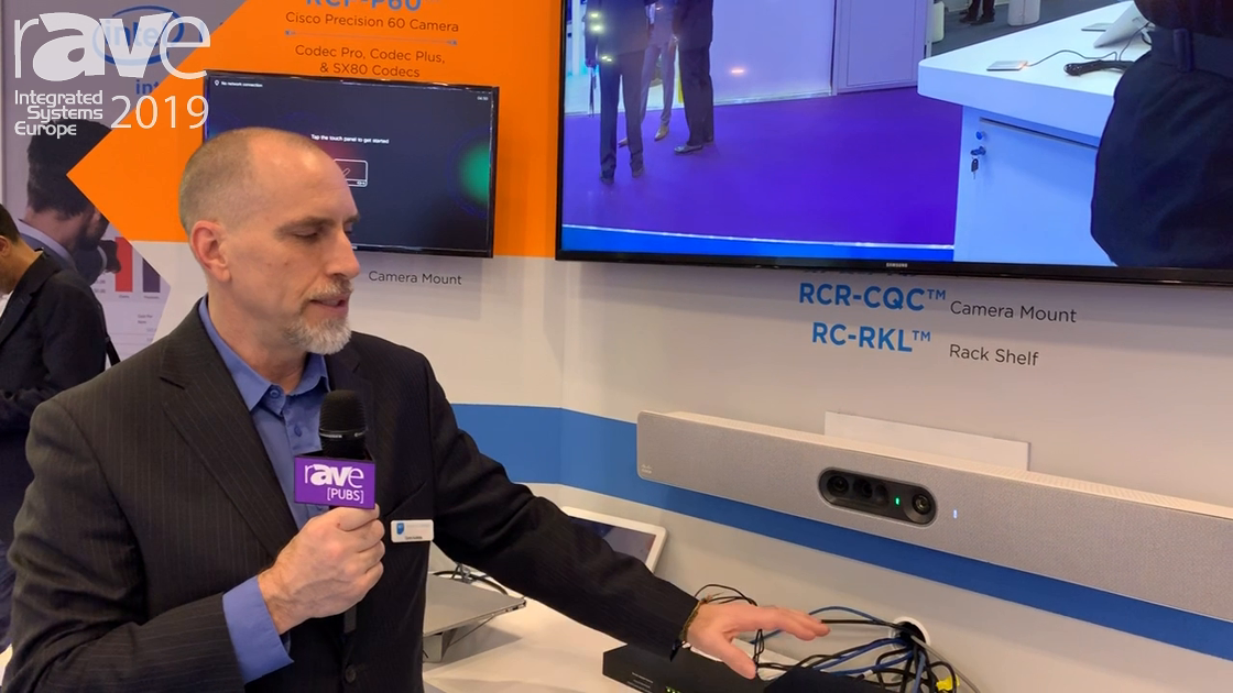ISE 2019: Sound Control Technologies Showcases Its RC7-HE RemoteCam7 Interface