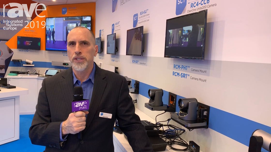 ISE 2019: Sound Control Technologies Talks RCL-PRO RemoteCamL USB Interface, RCU Platform